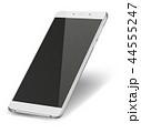 スマートフォン フォン 電話のイラスト 44555247