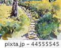 小路 園路 階段 アプローチ 庭園 44555545