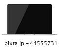 PC ノートパソコン コンピュータのイラスト 44555731