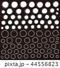 丸 水玉 ドットのイラスト 44556823