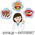栄養士 食習慣見直し 44558067