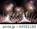 打ち上げ花火 花火 風物詩の写真 44562184