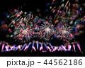 打ち上げ花火 花火 風物詩の写真 44562186