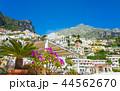Sunny summer day in Positano, Italy. 44562670