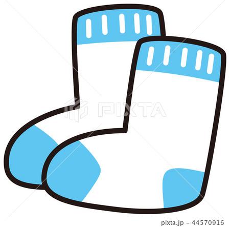 かわいい靴下 44570916