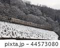 冬の上越線高崎口の211系 44573080