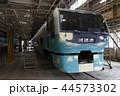 大宮総合車両センターにて検査を受ける251系電車 44573302
