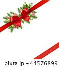クリスマス デコレーション 装飾のイラスト 44576899