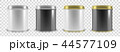 ベクトル メタル 金属のイラスト 44577109