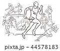 スポーツ 44578183