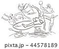 スポーツ 44578189