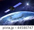 人工衛星 地球 日本 GPS 通信ネットワーク 太陽 44580747