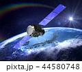 人工衛星 地球 日本 GPS 通信ネットワーク 太陽 44580748
