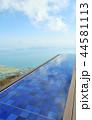 雲上のびわ湖テラス、びわ湖バレイ、ノーステラス、美しい風景、滋賀県 44581113