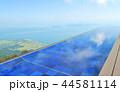 雲上のびわ湖テラス、びわ湖バレイ、ノーステラス、美しい風景、滋賀県 44581114