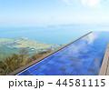 雲上のびわ湖テラス、びわ湖バレイ、ノーステラス、美しい風景、滋賀県 44581115