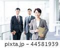 ビジネス ビジネスウーマン ミドルの写真 44581939