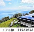 雲上のびわ湖テラス、びわ湖バレイ、美しい風景、滋賀県 44583638