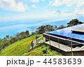 雲上のびわ湖テラス、びわ湖バレイ、美しい風景、滋賀県 44583639