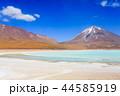 ボリビア ラグーナ・ベルデ 湖の写真 44585919