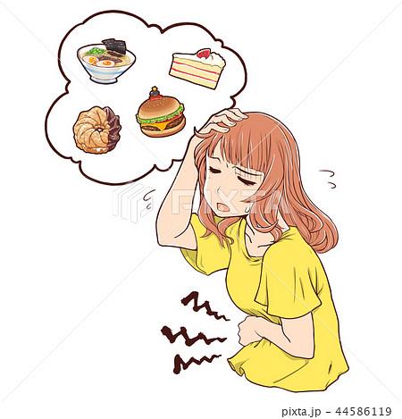 す いた お腹