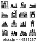 建物 建造物 工場のイラスト 44588237