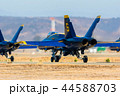 F/A-18 ブルーエンジェルス 飛行機の写真 44588703