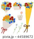 花束 ブーケ セットのイラスト 44589672