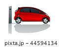 四輪車 自動車 車のイラスト 44594134
