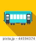 鉄道 電車 列車のイラスト 44594374