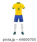 サッカー フットボール 蹴球のイラスト 44600705