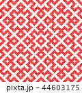 パターン 柄 模様のイラスト 44603175
