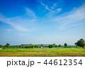 くも 雲 農場の写真 44612354