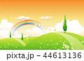 花 希望 自然のイラスト 44613136