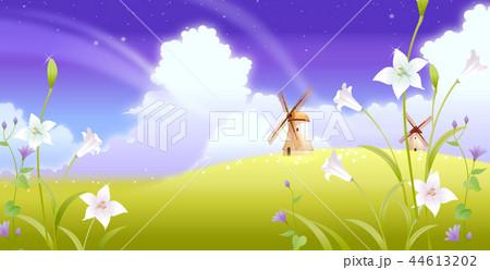 エネルギー 風景 自然 44613202