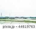 田植えの風景 44619763