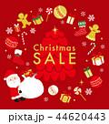 クリスマスセール ポスター 44620443