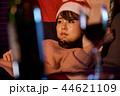 女性 1人 クリスマスの写真 44621109