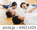 家族 親子 ファミリー 女性 子供 44621424