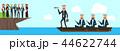 グループ 集団 チームのイラスト 44622744