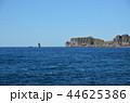 神威岬 積丹町 神威岩の写真 44625386