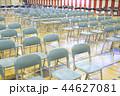 式典イメージ(整列する椅子) 44627081
