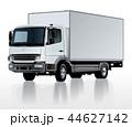 トラック テンプレート 車のイラスト 44627142