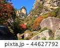 覚円峰 昇仙峡 奇岩の写真 44627792