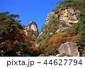 覚円峰 昇仙峡 奇岩の写真 44627794