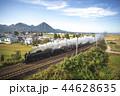 秋田県大仙市 嶽山・大平山とSLこまち号 44628635