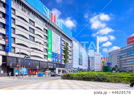 東京 池袋駅 東口周辺 44629579