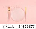 お皿 プレート 皿の写真 44629873