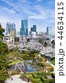 東京 六本木ヒルズ 毛利庭園の桜 44634115
