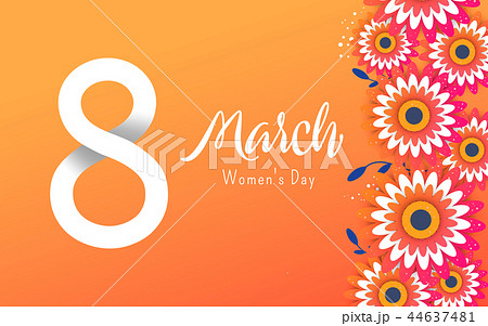 International women's day sale banner 44637481